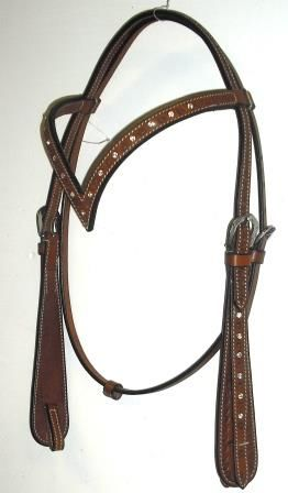 Beautiful Clear Crystal Headstall