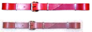 Breast Collar Rig Straps