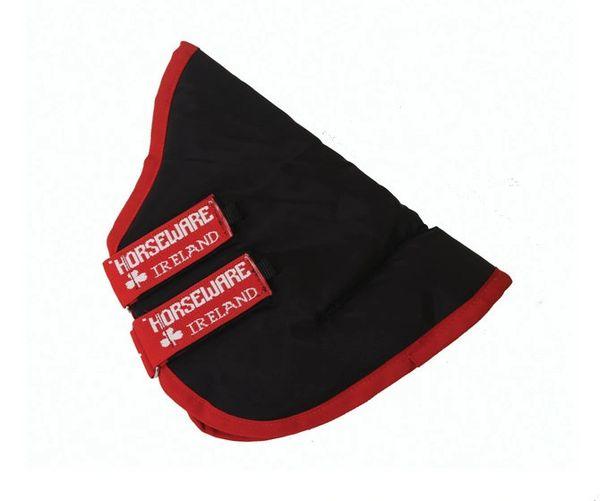 Rambo® Supreme Hood, 150g, Black w/ Red Trim