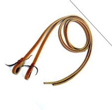 New World Harness Leather Reins