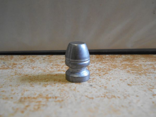 45 Colt deep groove black powder bullet  454