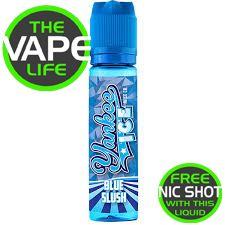 Yankee Ice Blue Slush 50ml + Nic Shot