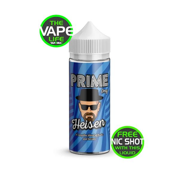 Prime Heisen 100ml + 2 Nic Shots