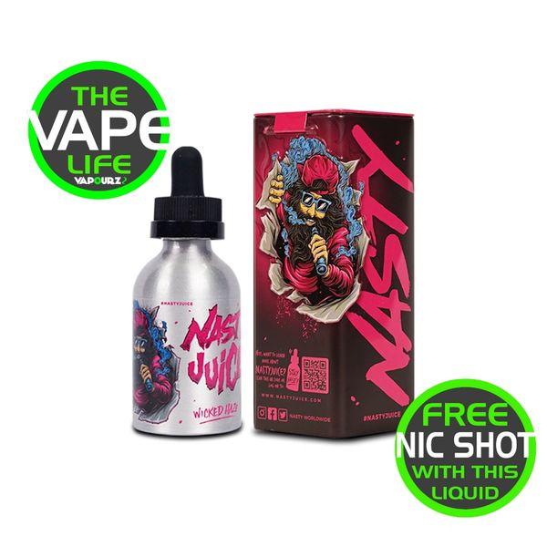 Nasty Juice Wicked Haze 50ml + Free Nic shot