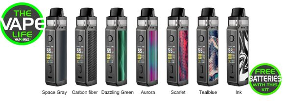 Voopoo Vinci X Kit with Free Battery