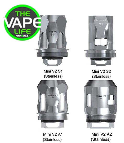 Smok Pack of 3 Mini V2 A1 A2 S1 S2 coils