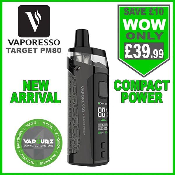 Vaporesso Target PM80 Silver