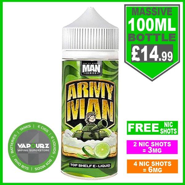 One hit wonder My MAN Army Man 100ml