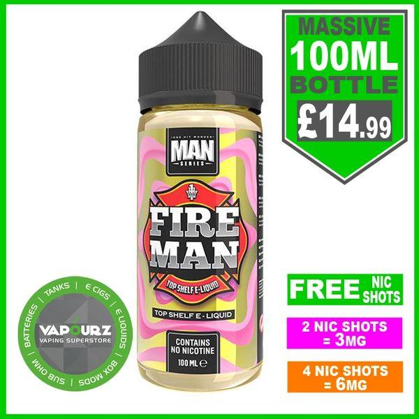 One hit wonder My MAN Fire Man 100ml