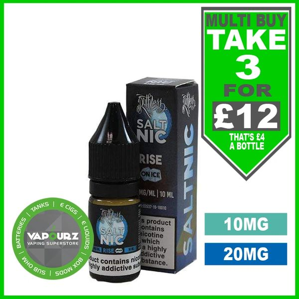 Ruthless Rise On Ice Nic Salts 10ml