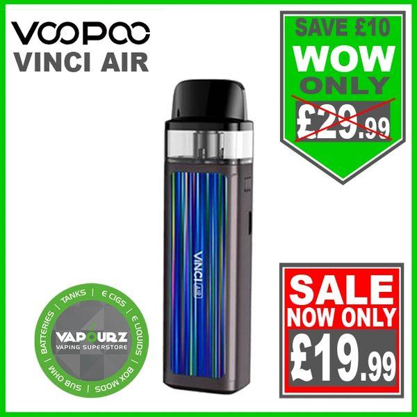 Voopoo Vinci Air Kit Aurora Blue