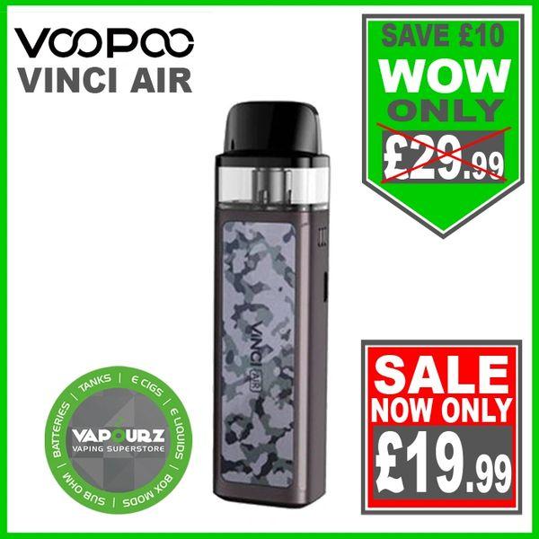 Voopoo Vinci Air Kit Camoflage