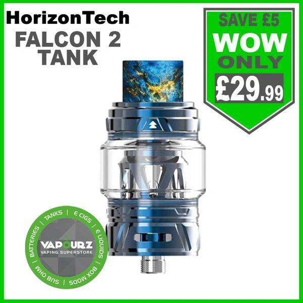 Horizontech Falcon 2 Tank Blue