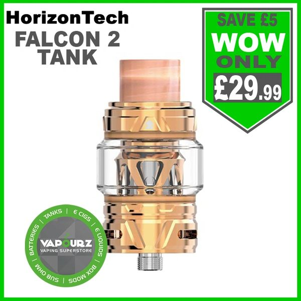 Horizontech Falcon 2 Tank Rose Gold