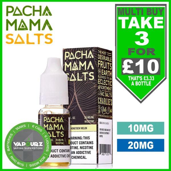 Honeydew Melon Pacha Mama Salts