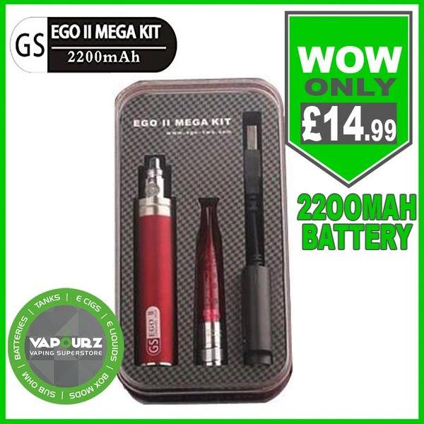 EGO II Mega Kit