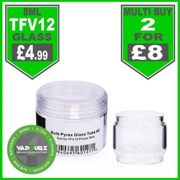 Smok TFV12 Prince 8ml Bubble Glass #2