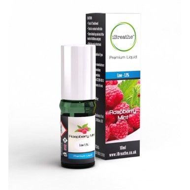 Ibreathe Raspberry Mint 3 x 10ml