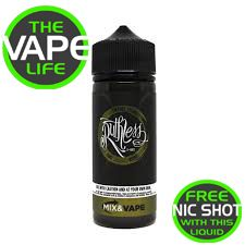Ruthless Swamp Thang 100ml + 2 nic shots