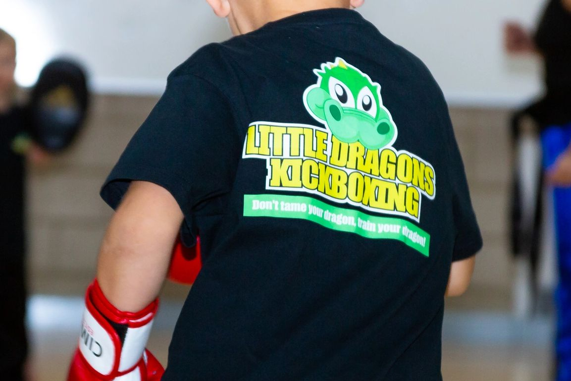 Little Dragons Kickboxing Kickboxing club Kickboxing Nottingham Midlands Kickboxing Derby Kickboxing