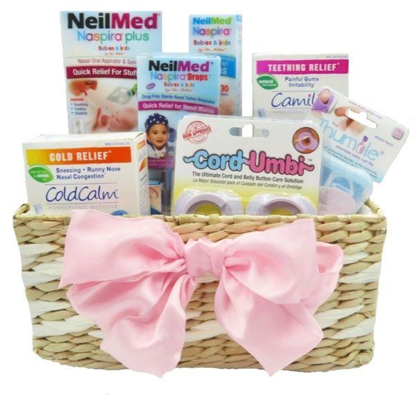 Baby Essential Basket