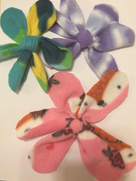 Flower Toss Toy