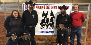 Southeast Mounted Drill Team Association SEMDTA Competition Team - Love Valley Misfits