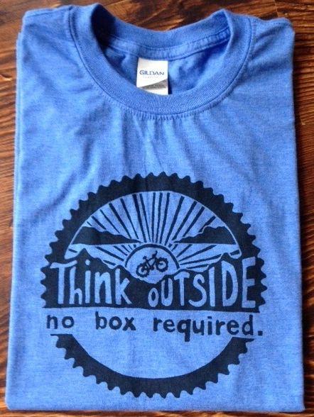 Think Outside-Mountain Bike