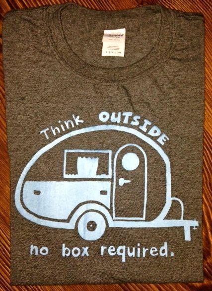 Think Outside-Camper