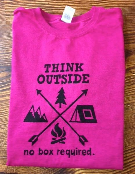 Think Outside-Camping