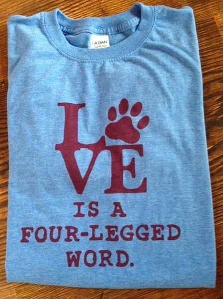 Love is a Four Legged Word-Animals