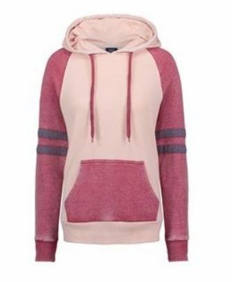 Angel Fleece Willow Pullover- Pink