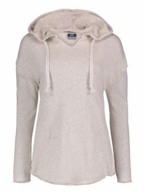 Terry Pullover- Oatmeal