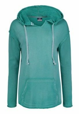 Terry Pullover- Jade