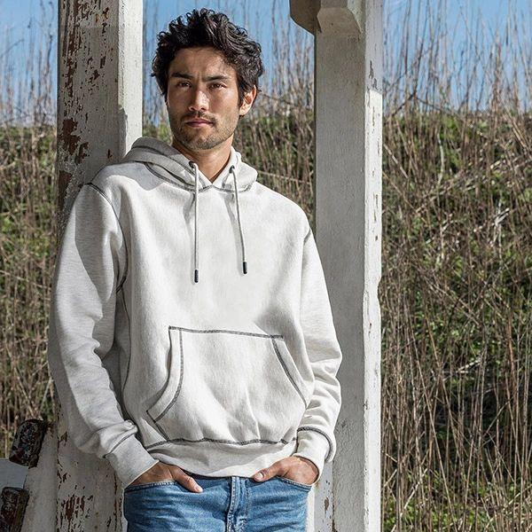 Pro weave Sweatshirt- White
