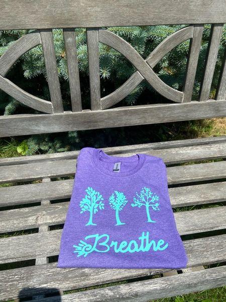 """NEW Summer 2021 Design for Nature Lovers"" ""Breathe"""