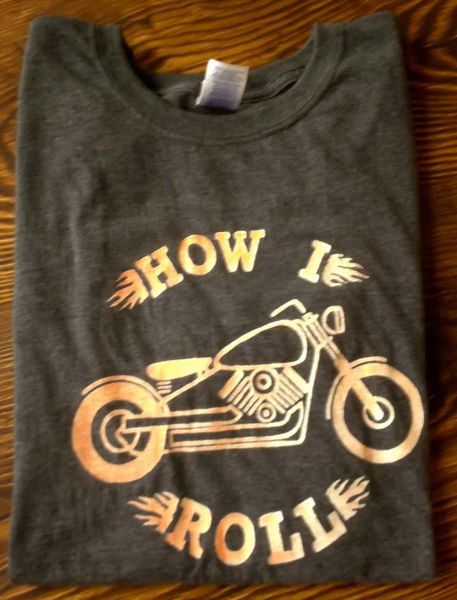 How I Roll-Motorcycle
