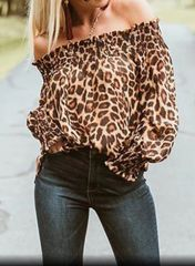 95895- Wild Side Sexy Women Of The Shoulder Shirt