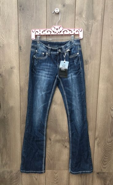 DC080BC - Denim Couture Boot Cut