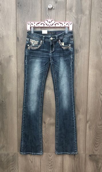 JB5910 - Grace Boot Cut Jeans