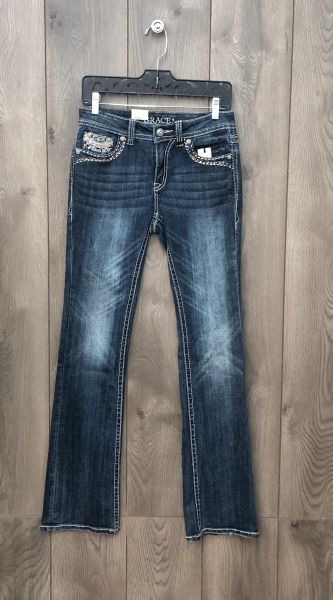 EB5891NF - Grace Easy Fit, Boot Cut