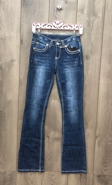 DC0167BC - Denim Couture Boot Cut