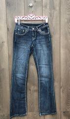 DC0578BC - Denim Couture Boot Cut