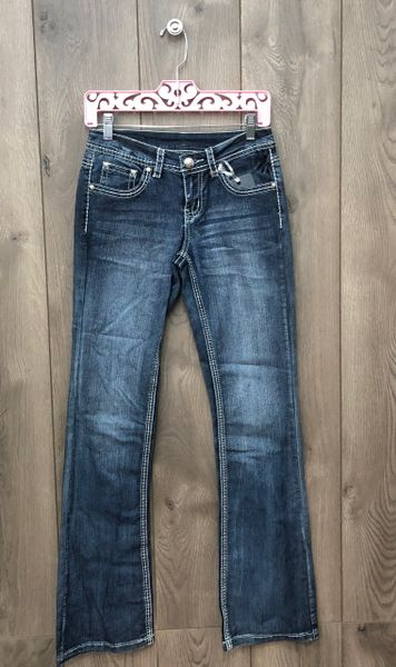 DC0578BC - Denim Couture Boot Cut