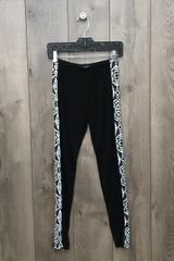 11716P - Legging w/ B&W Pattern
