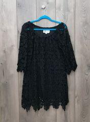 AM-02 Black Lace Dress