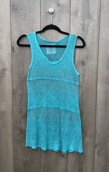 12700T - Teal w/ Silver Embellishment