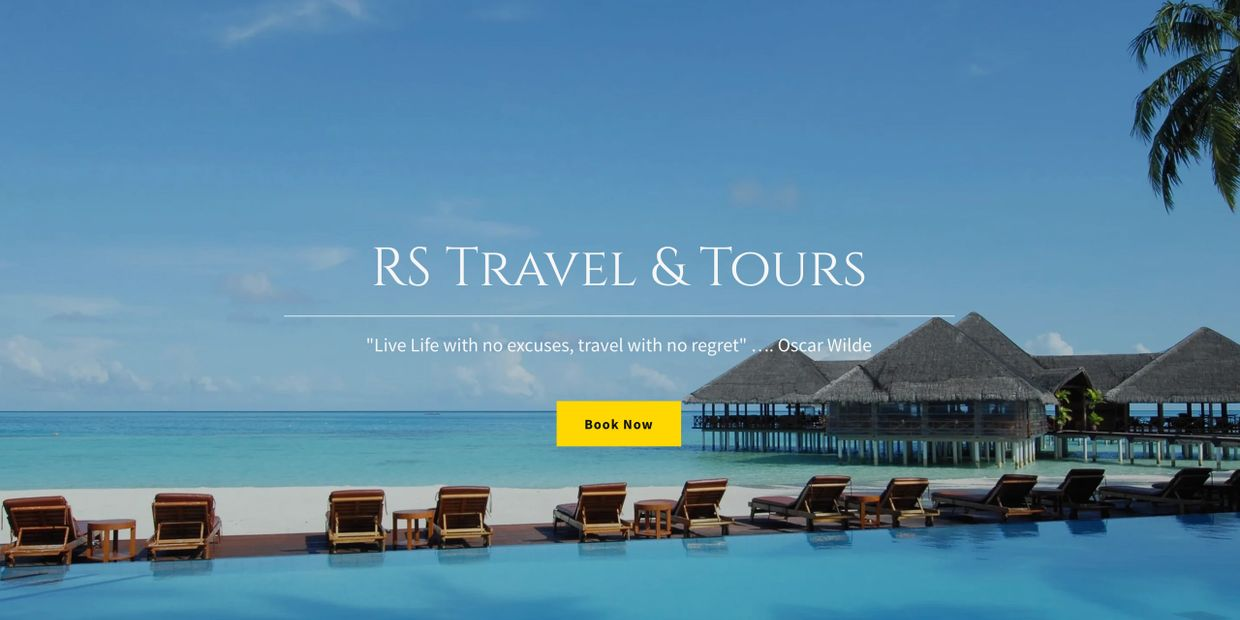 Branding travel agency
