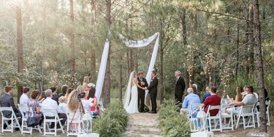 Sanford backyard wedding dreams