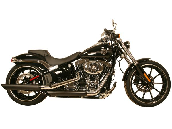 25311-200 Breakout, CVO Breakout '13-'16; CVO Deluxe '14-'15; Heritage Softail Classic, Standard, Custom, Rocker (C), Night Train '07-'16; CVO Convertable '10-'12; SE Softail Springer '09